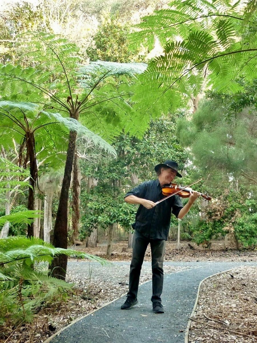 Gerry Joe Weise, Land artist