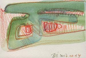 ALCEDO ATTHIS - akvarelių galerija