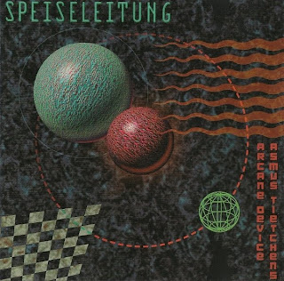 ASMUS TIETCHENS/ARCANE DEVICE-SPEISELEITUNG, CD, 1996, GERMANY/USA