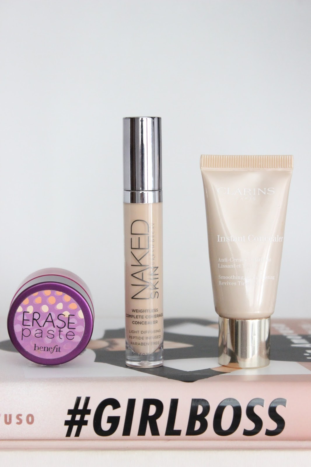 My Go-To Concealers