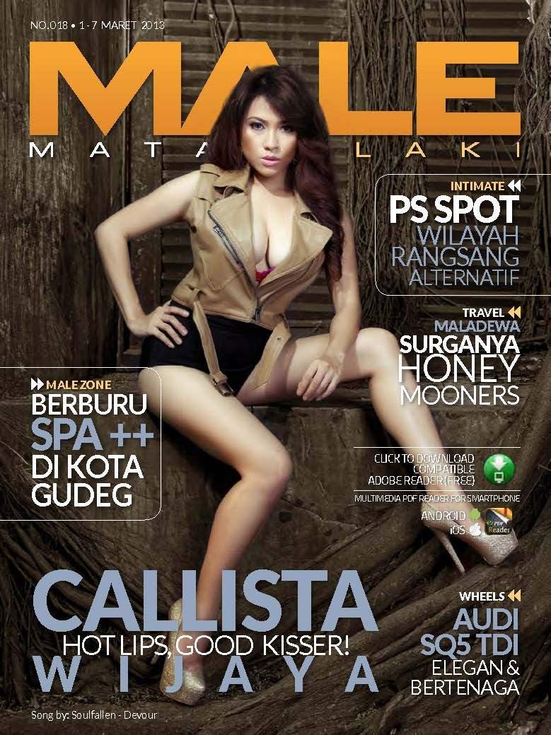 Callista Wijaya Male Mata Lelaki