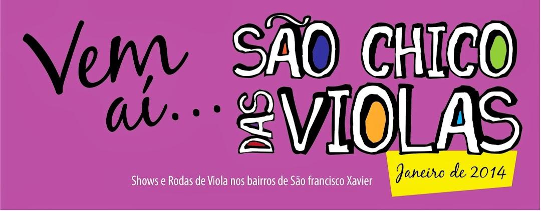 SÃO CHICO DAS VIOLAS