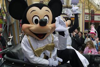 Disneyland, Disney