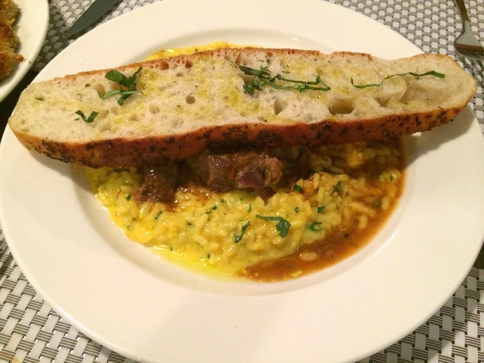 Follia Italian Restaurant review