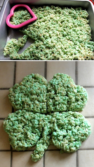 The Inspired Creative One St Patricks Day Ideas