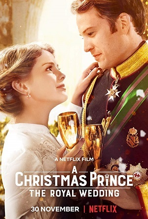 O Príncipe do Natal - O Casamento Real Filmes Torrent Download capa