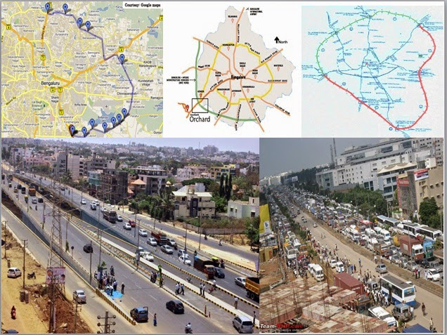 Bangalore Outer Ring Road - Property Reviews