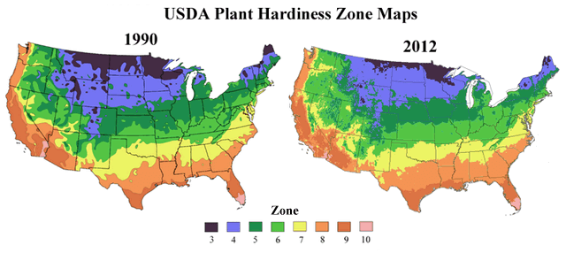 Think Global, Garden Local: Pushing planting zones