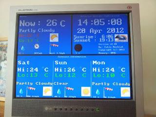 Estação meteorológica Arduino Netduino