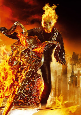 Ghost Rider Character Review - 3 (With His Bike)