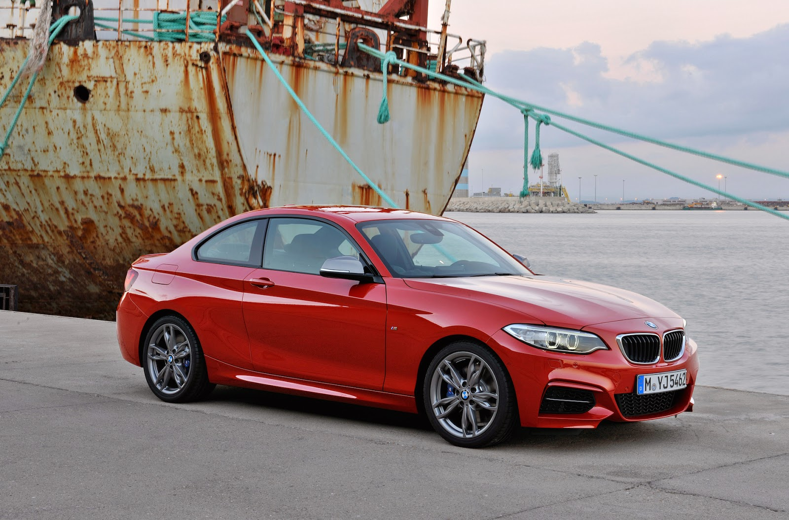 BMW M235i - 2 door coupe
