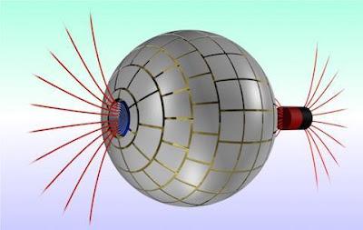 Lubang Cacing Magnetik Berhasil Dibuat di Lab
