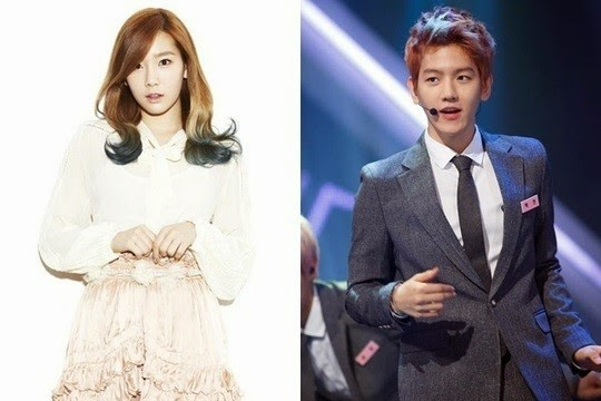 Taeyeon and baekhyun dating news blog