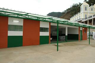Escola Municipal Sizenando Adolpho Tayt-Sohn passou por reformas e obras de ampliação