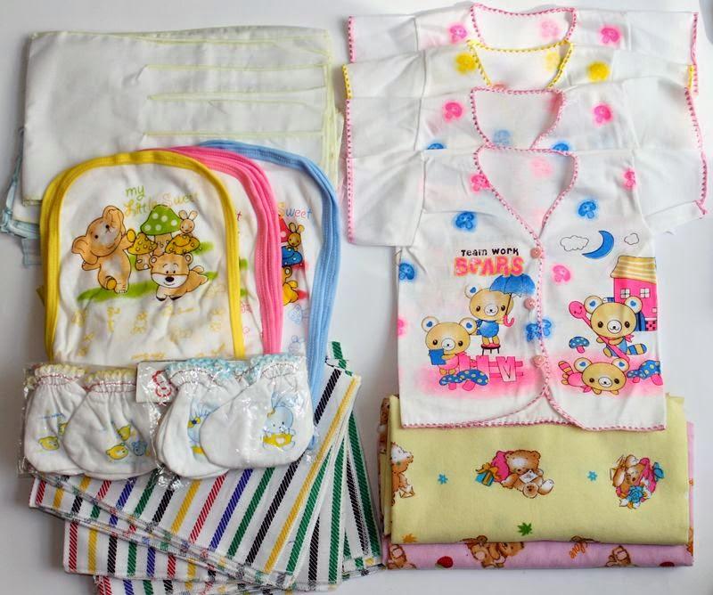 Baju Bayi Anak Perempuan
