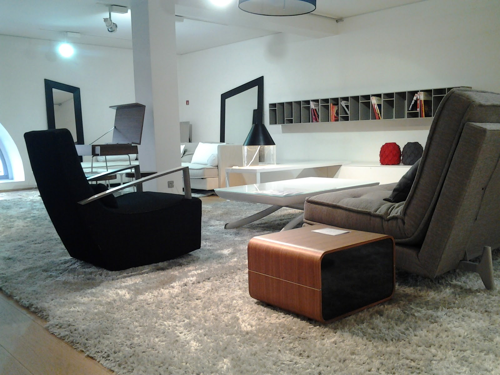 Salon Ligne Roset Perfect Ligne Roset Chicago View In Gallery  # Bahut Ligne Roset