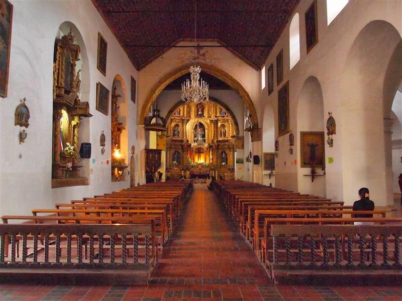 Iglesia del Convento de San Francisco Javier