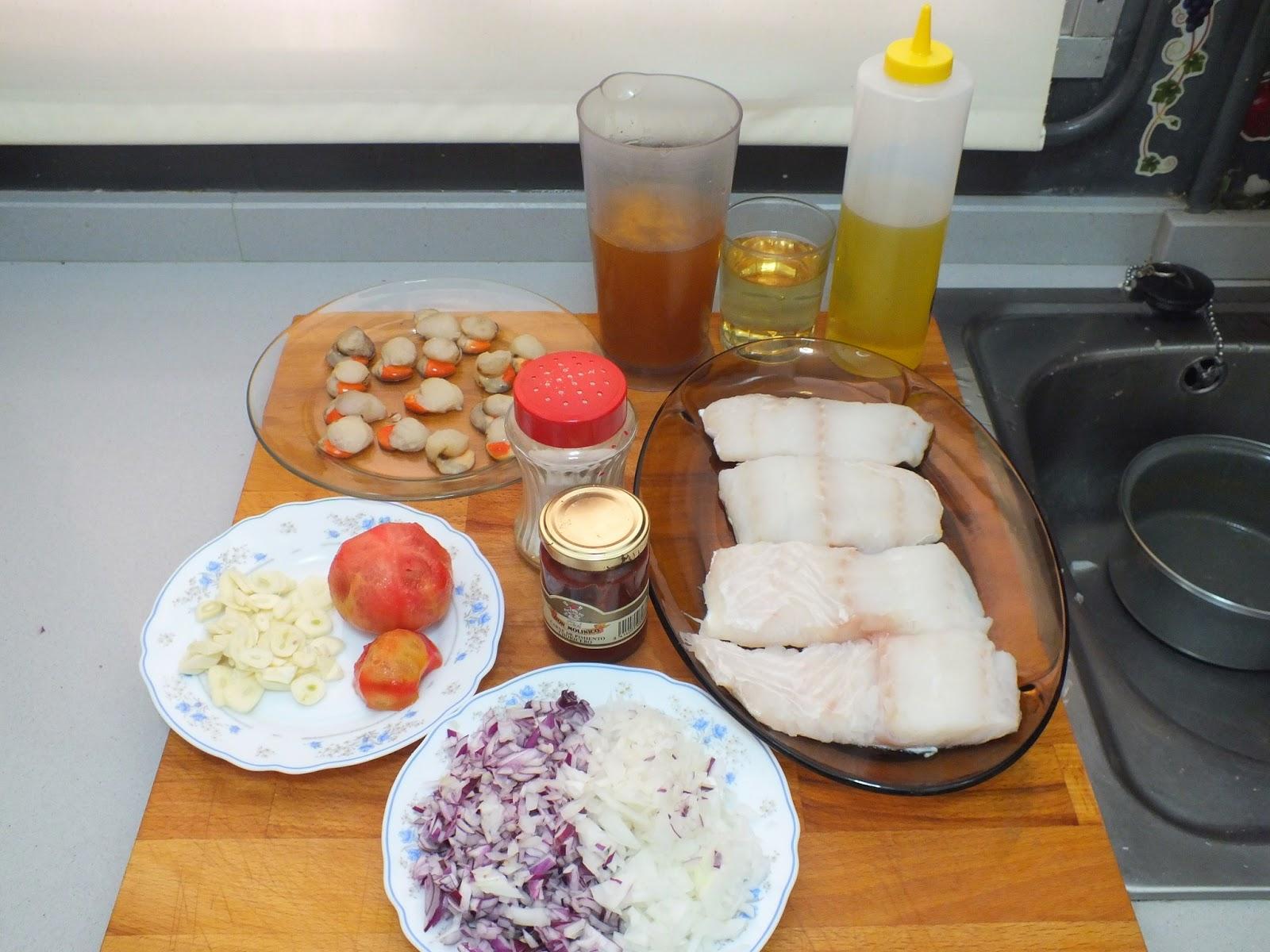 Escuela de cocina pako amor bacalao a la vizca na con - Escuela de cocina paco amor ...