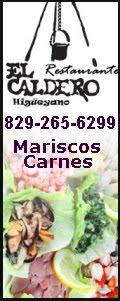 """NUEVO - Restaurante """"EL CALDERO Higuey"""""""