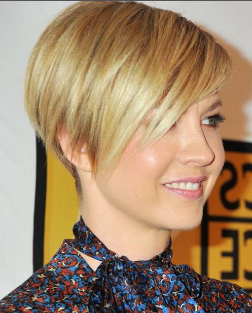 jenna elfman short hairstyles 2012