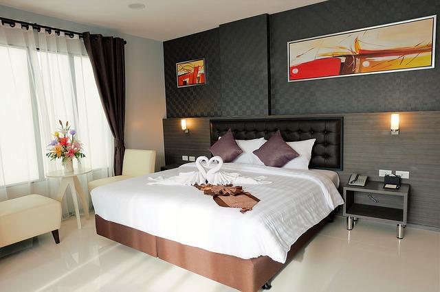 Arquitectura y dise o decoraci n de monoambiente para soltero for Modelos de habitaciones