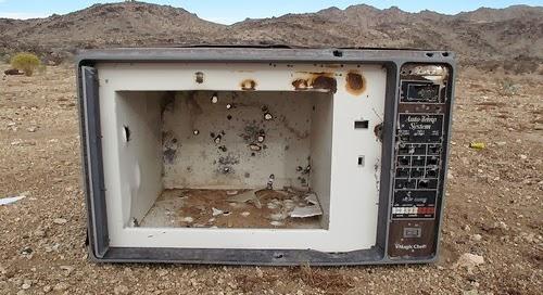 5 coisas que você não deve fazer com um microondas