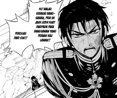 Baca Komik Owari no Seraph Chapter 34 Bahasa Indonesia