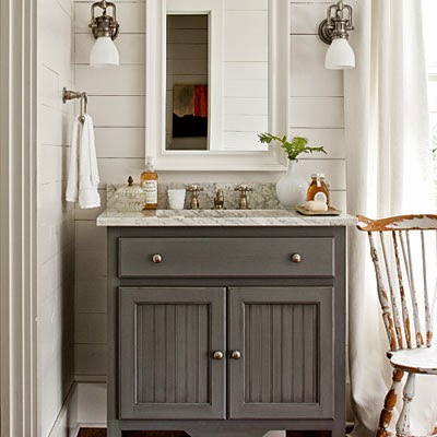 Ideas, Country Farmhouse Decor, Creative Bathroom Ideas, Cute Bathroom
