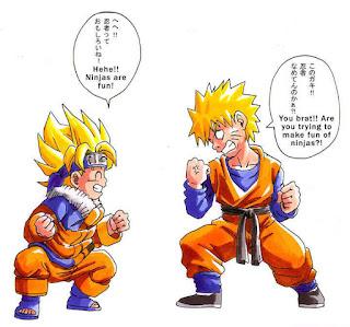 Koleksi Gambar Lucu Naruto