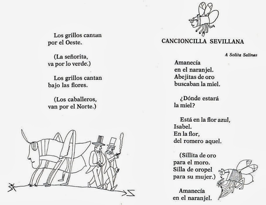 garcia lorca poema:
