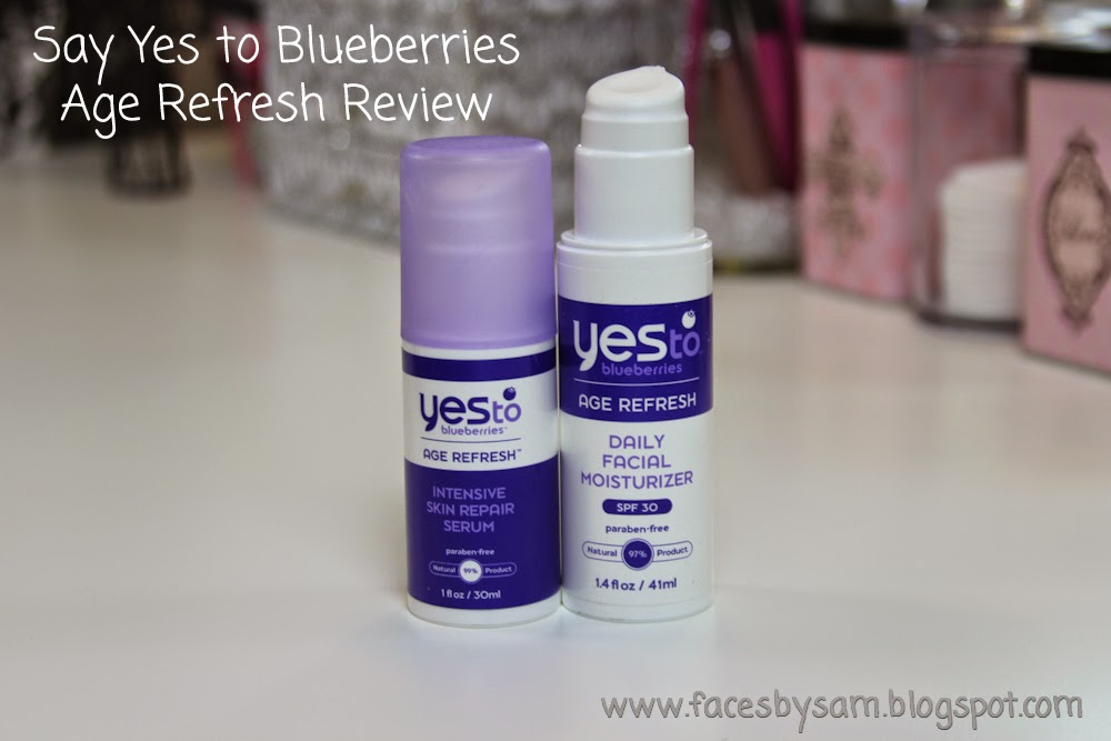 Yes to Blueberries Skincare Review