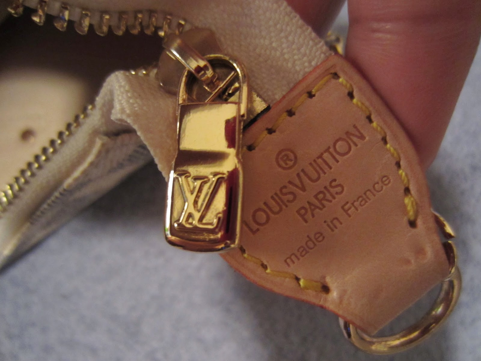 leather monogrammed clutch - Louis Vuitton: Replica Eva Clutch (Damier Azur) | NicoleMckoy