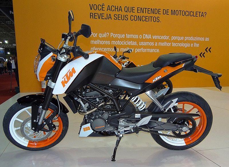 Ktm Duke New Bikes Total Price in India 1,40,000