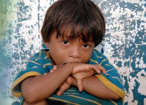 ... de niños robados coinciden en que el tráfico de niños y las