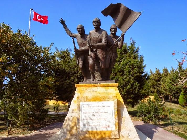 24 Ağustos Çanakkale Şehitlik Turu