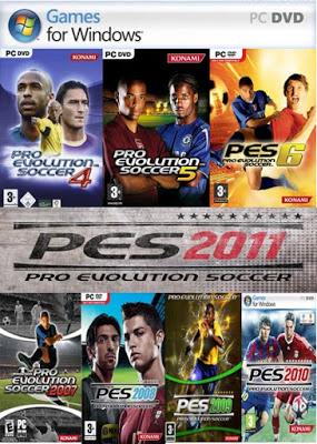 PES Anthology (2003-2013)