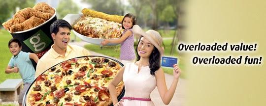 BPI, BPI Credit card, BPI Credit card promo, BPI Credit card Greenwich Pizza promo