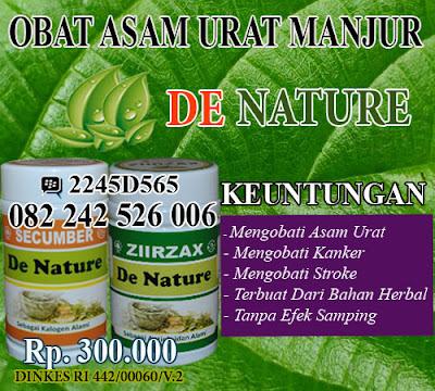 obat tradisional asam urat pegal linu manjur