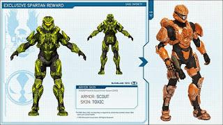 McFarlane Toys HALO 4 Series 2 - Spartan Scout Figure