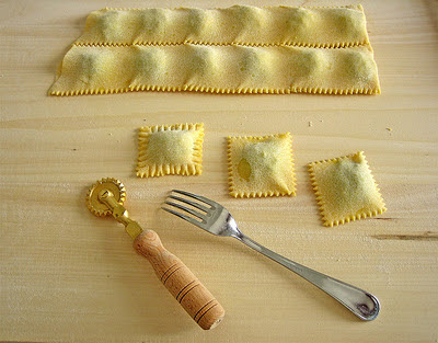 ravioli di lattuga Photo by fugzu at Flickr