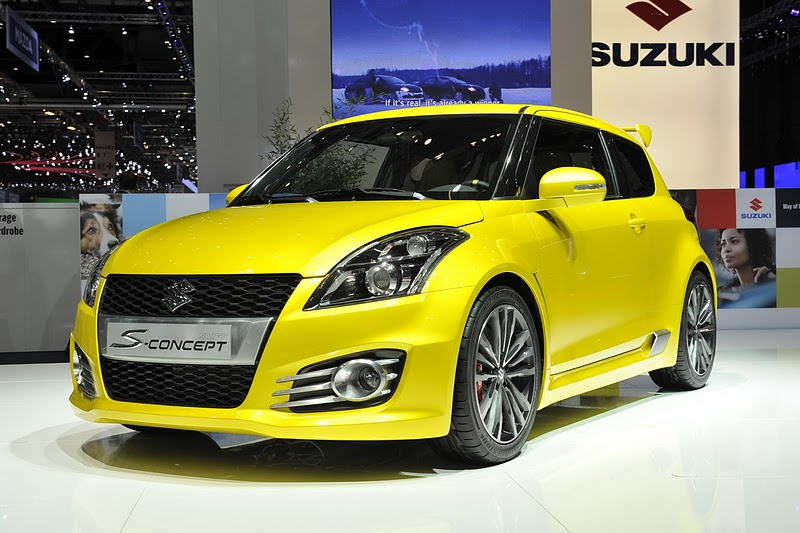 New suzuki swift 2012 |Its My Car Club