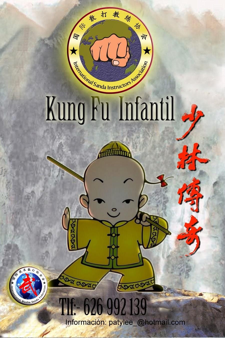 Kung Fu Infantil - Arte Marcial