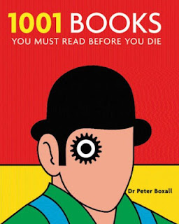 The 1001 books before you die challenge
