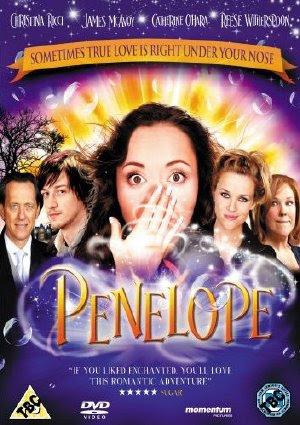 Cô Gái Mũi Heo - Penelope - 2007