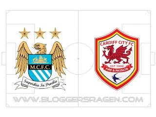 Prediksi Pertandingan Manchester City vs Cardiff City