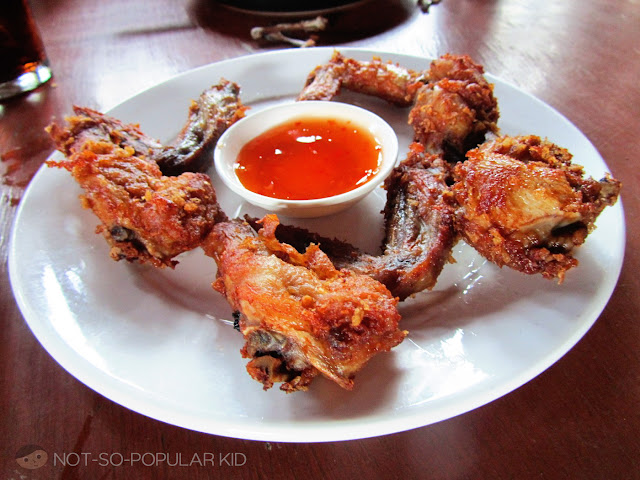 Chili Wings of Greenoz Pizzaria