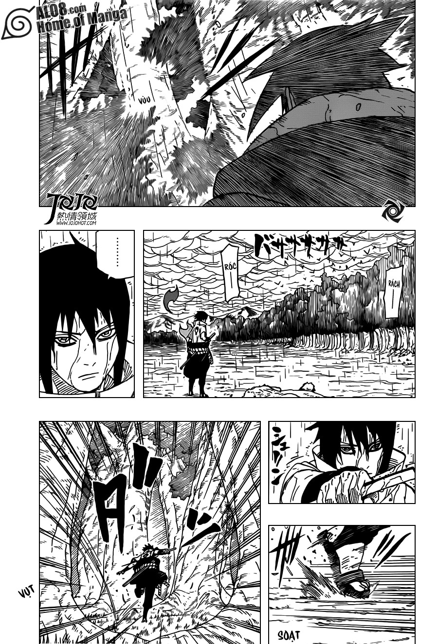 Naruto chap 575 Trang 13 - Mangak.info