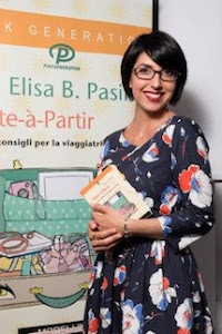 IN PARTENZA!, con Elisa B.Pasino, autrice del libro Prête-à-partir