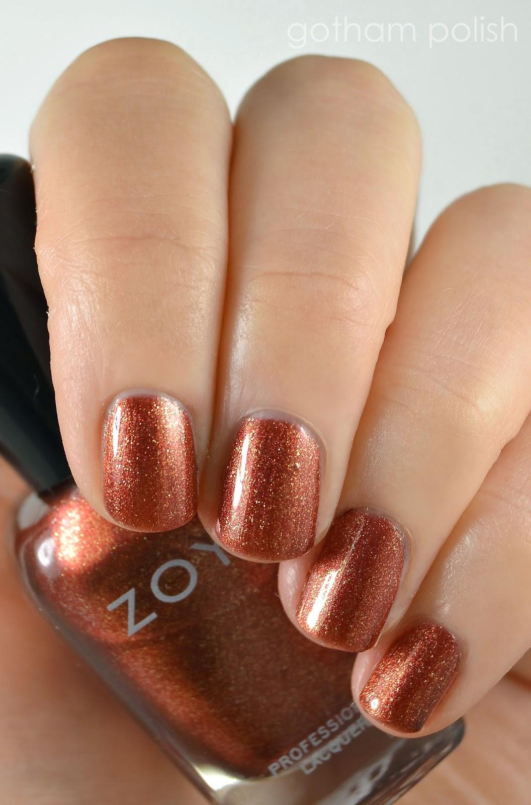 Zoya Autumn