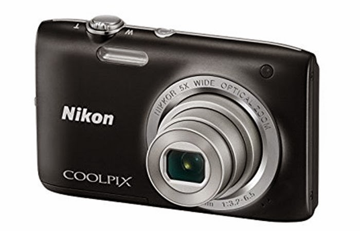 Nikon Coolpix S2800 Review